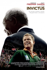 invictus,clint eastwood,morgan freeman,matt damon,cinéma