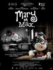 mary et max,adam elliot,cinéma,animation