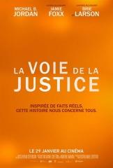 la voie de la justice de destin daniel cretton,cinéma,michael b. jordan,jamie foxx,brie larson