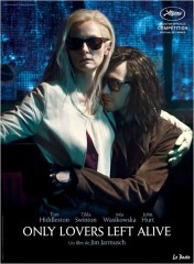 only lovers left alive de jim jarmush,cinéma,tom hiddleston,tilda swinton,mia wasikowska