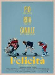 FELICITA de Bruno Merle, cinéma, Pio Marmaï, Rita Merle, Camille Rutherford