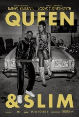 QUEEN AND SLIM de Melina Matsoukas, cinéma, Daniel Kaluuya, Jodie Turner-Smith