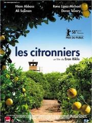 les citronniers,cinéma