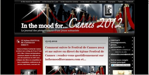 festival de cannes 2012