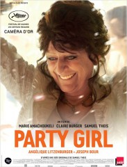 PARTY GIRL de Marie Amachoukeli, Claire Burger, Samuel Theis,