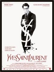 YVES SAINT LAURENT de Jalil Lespert, guillaume gallienne, pierre niney, charlotte lebon, cinéma