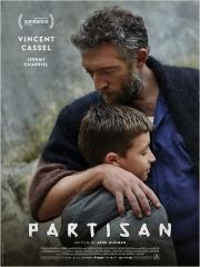 PARTISAN d'Ariel Kleiman, Vincent Cassel, cinéma,