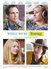 while we're young de noah baumbach,ben stiller,naomi watts,adam driver,amanda seyfried,cinéma