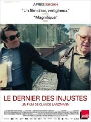 le dernier des injustes,claude lanzmann,benjamin murmelstein,cinéma
