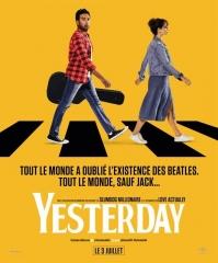 YESTERDAY de Dany Boyle, cinéma, Himesh Patel, Lily Colins, Ed Sheeran
