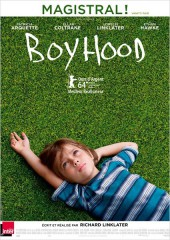 boyhood de richard linklater,ellar coltrane,lorelei linklater,patricia arquette,ethan hawke,cinéma