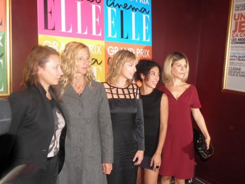 grand prix cinéma ELLE, Maïwenn, Polisse, cinéma