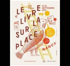 LE LIVRE SUR LA PLACE, NANCY 2013