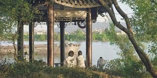 sejour dans les monts fuchun de gy xiaogang,cinéma