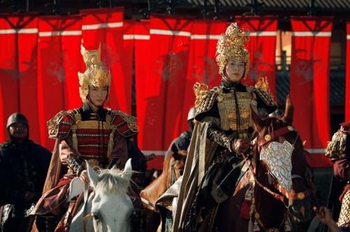 DETECTIVE DEE : LE MYSTERE DE LA FLAMME FANTÔME de Tsui Hark, cinéma, andy lau, bingbing li, tony leung ka fai