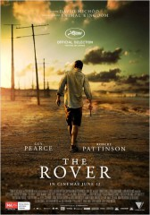 THE ROVER de David Michôd, guy pearce, robert pattinson, cinéma