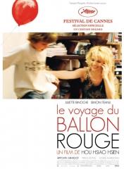le voyage du ballon rouge,cinéma