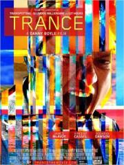 trance de danny boyle,james mcavoid,vincent cassel rosario dawson,cinéma